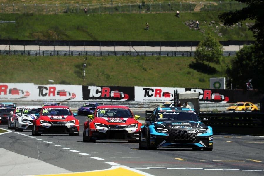 TCR International Series race
