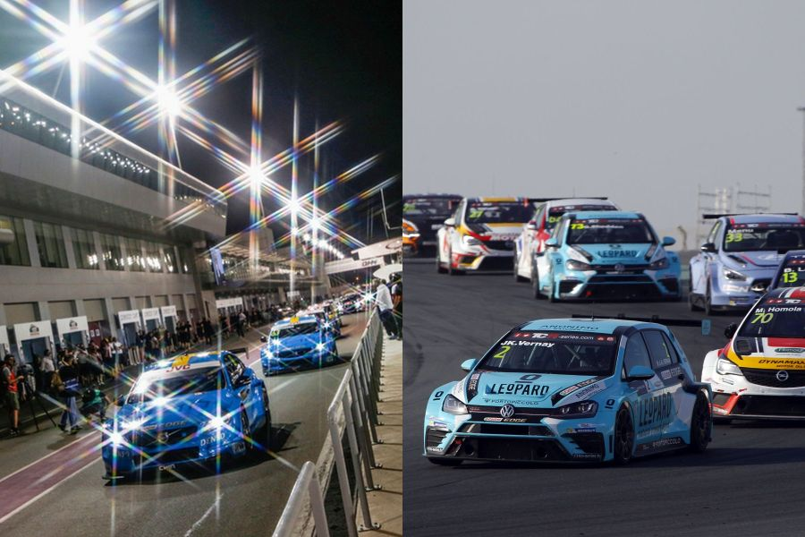 WTCC and TCR are merging
