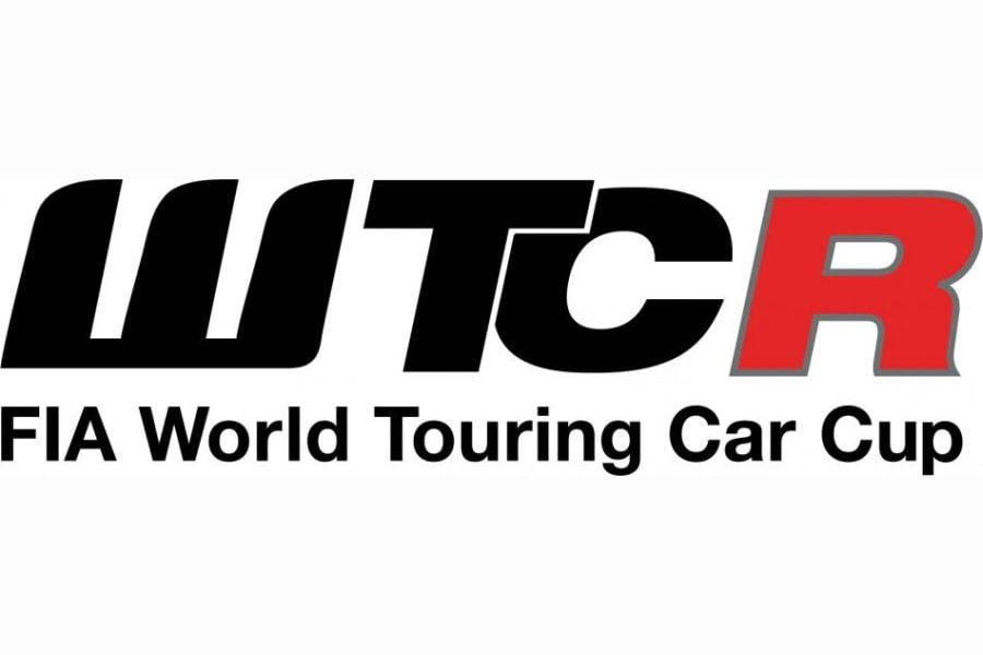 WTCR FIA World Touring Car Cup logo
