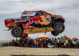 2018 Dakar Rally, Nasser Al-Attiyah, Toyota Hilux