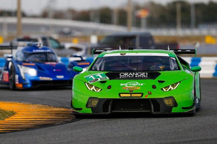 2018 Daytona 24 Hours, GRT Lamborghini Huracan