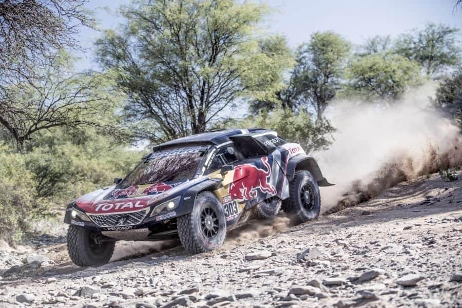 Carlos Sainz 2018 Dakar Rally