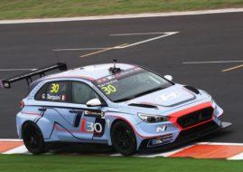 Gabriele Tarquini, Hyundai i30 N TCR, BRC Racing Team