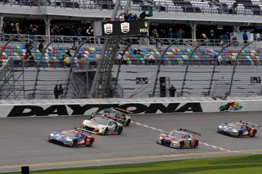 IMSA SportsCar Championship, Daytona 24 Hours