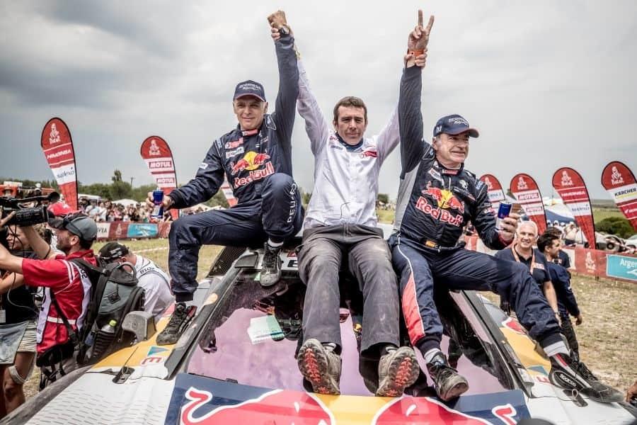 2018 Dakar Rally winners