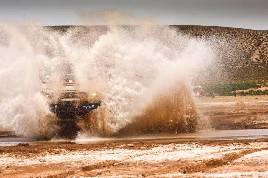 2018 Dakar Rally stage 8