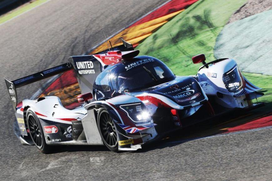 United Autosport, Ligier LMP2