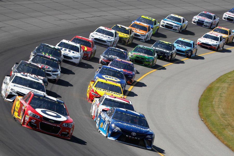 NASCAR Cup Series cars
