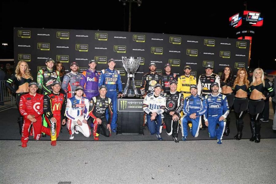 NASCAR Cup Series drivers