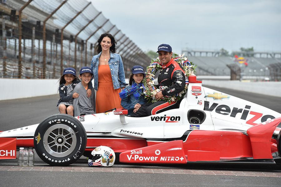 Juan Pablo Montoya is a two-time winner of Indianapolis 500
