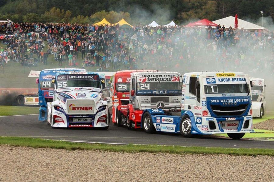 The Czech Truck Grand Prix, Autodrom Most, 1993