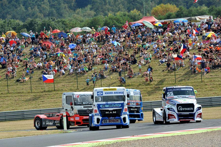 Autodrom Most, Czech Republic