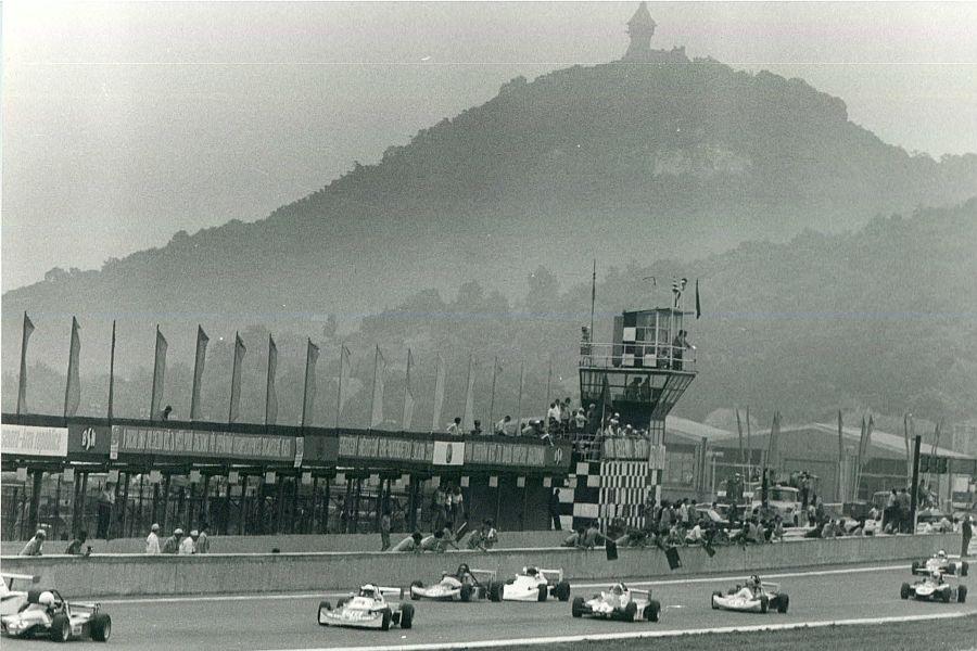 Autodrom Most in 1983