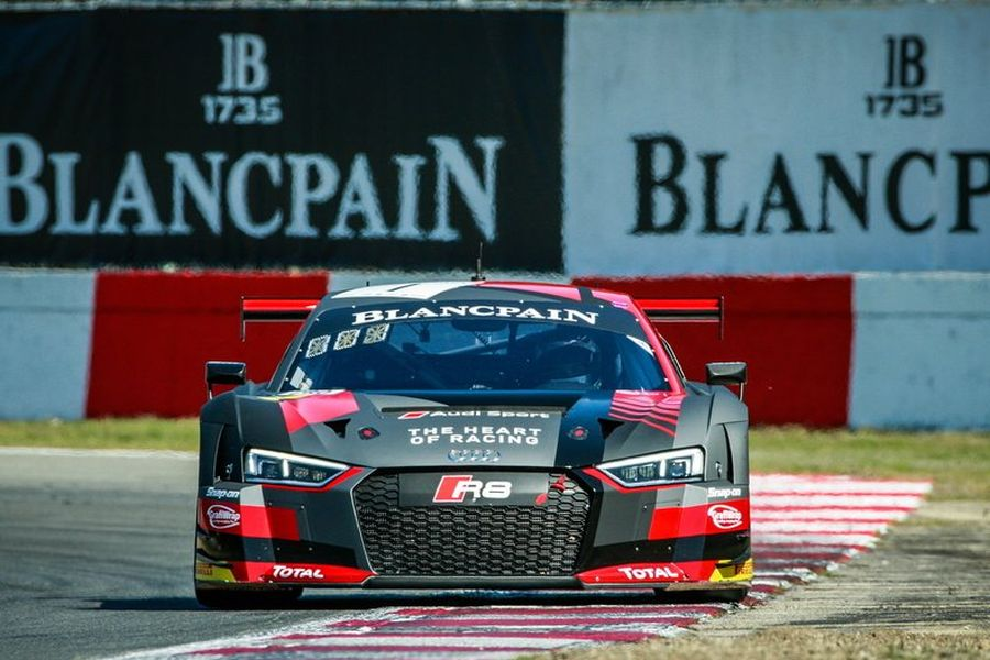 3 Hours of Monza, Team WRT Audi R8 LMS