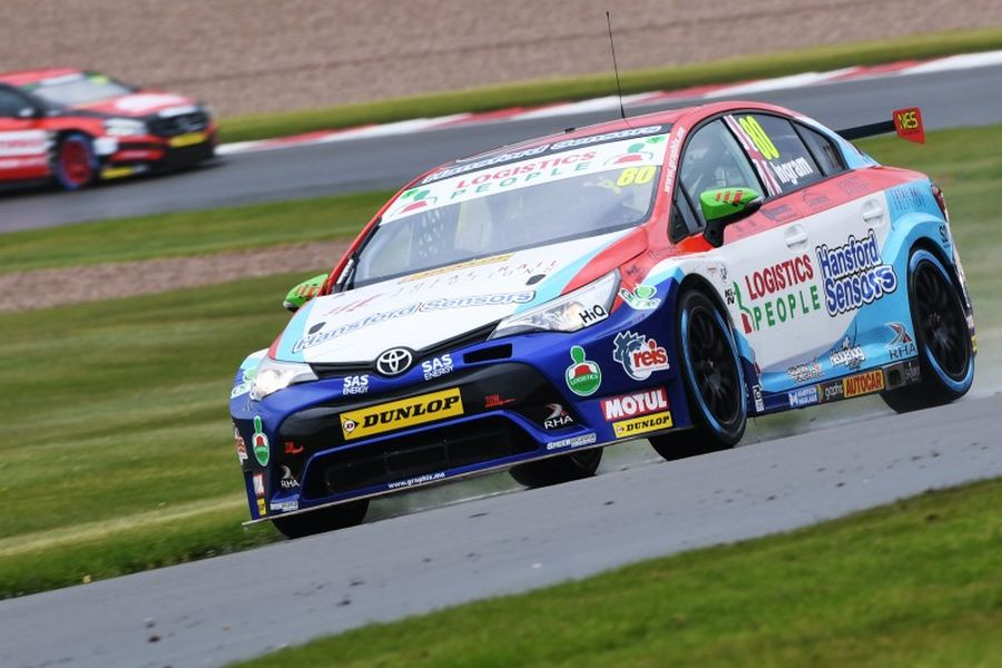 Tom Ingram is the championship leader after six races