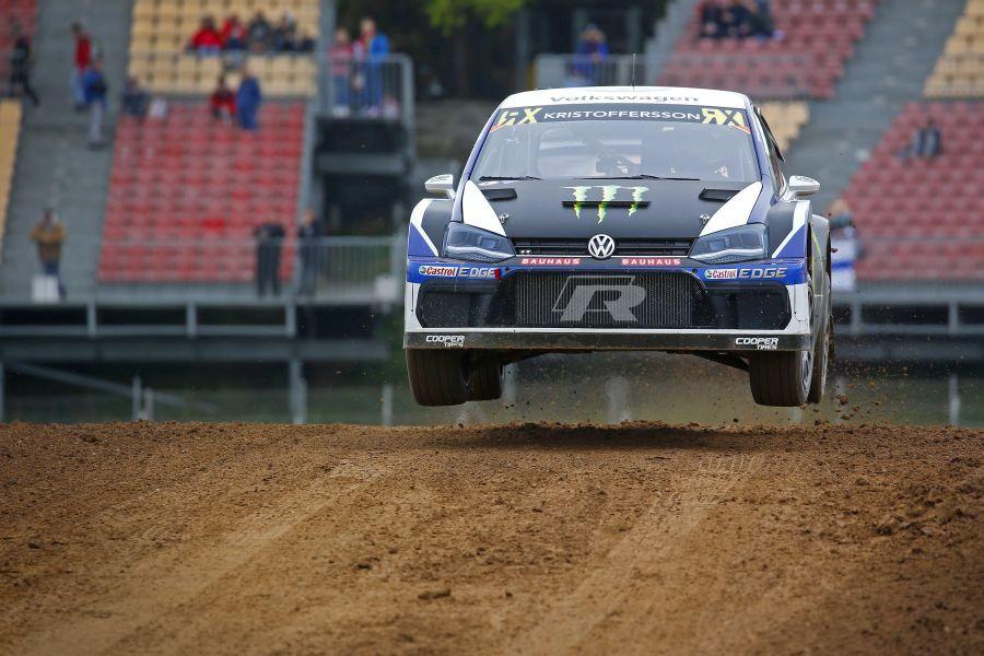 World RX, Catalunya, Johan Kristoffersson
