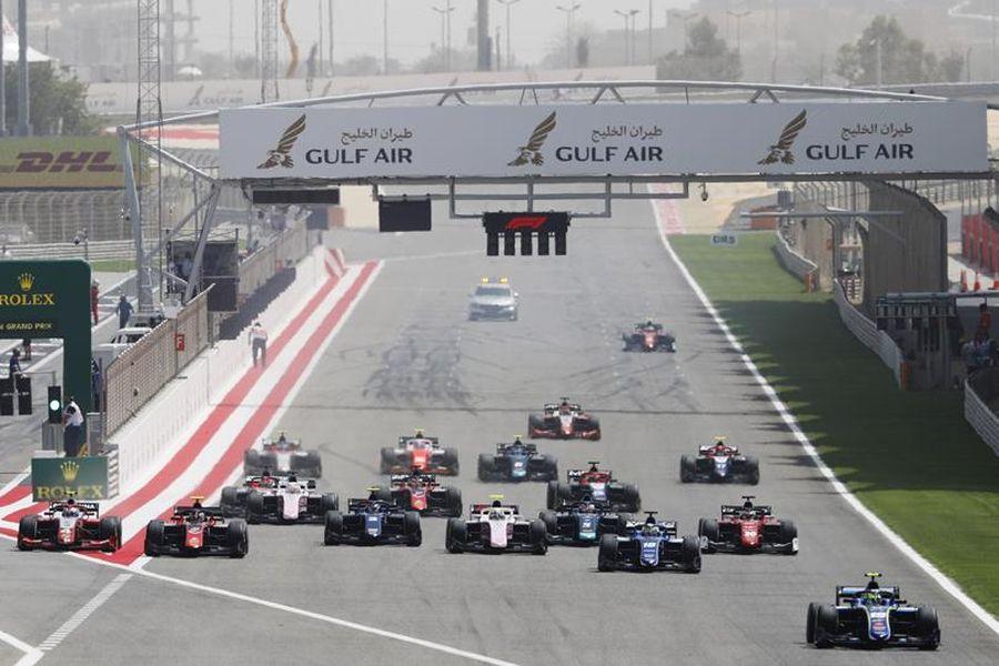Formula 2, Bahrain