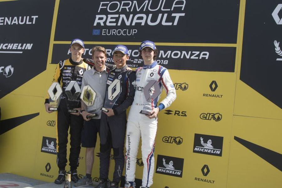Formula Renault Eurocup Monza
