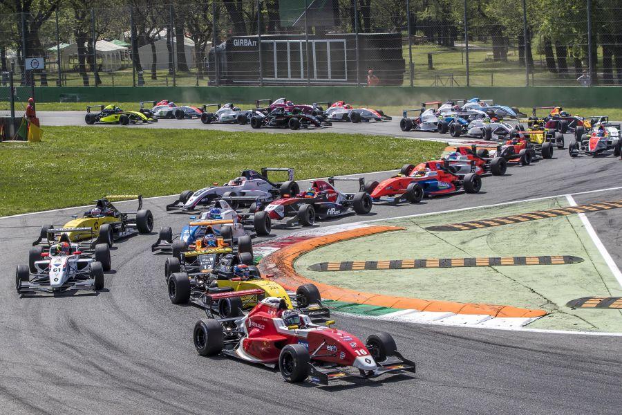 Formula Renault 2.0 Eurocup, Monza