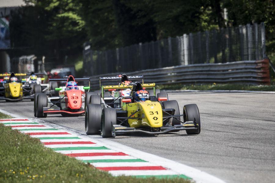 Formula Renault 2.0 Eurocup, Monza, Christian Lundgaard