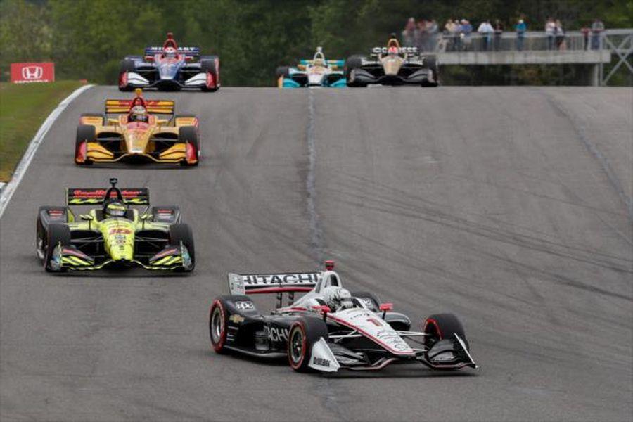 Grand Prix of Alabama, Josef Newgarden