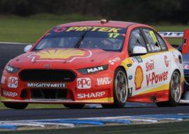 Scott McLaughlin wins at Phillip Island