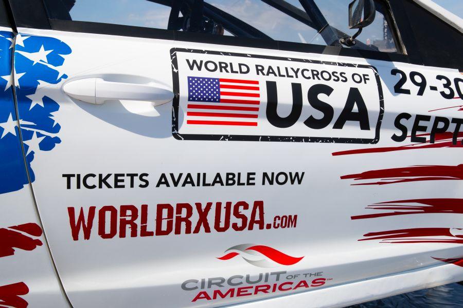 World RX USA