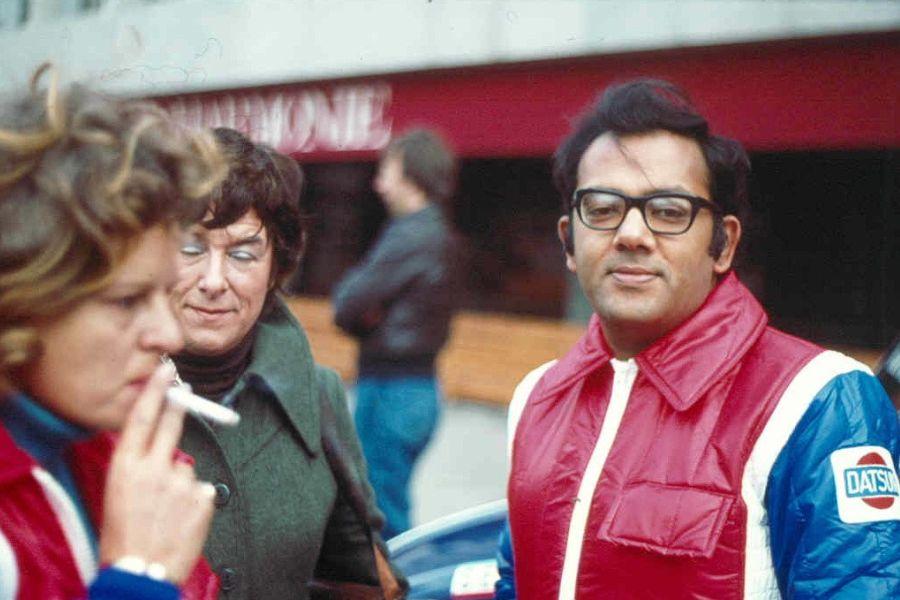Yvonne and Shekhar Mehta