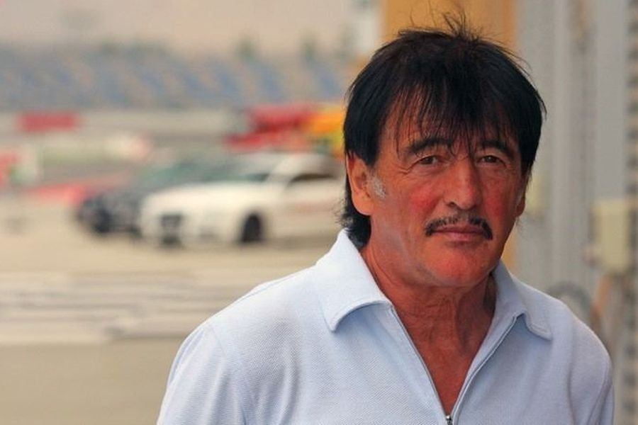 German racing legend Walter Brun
