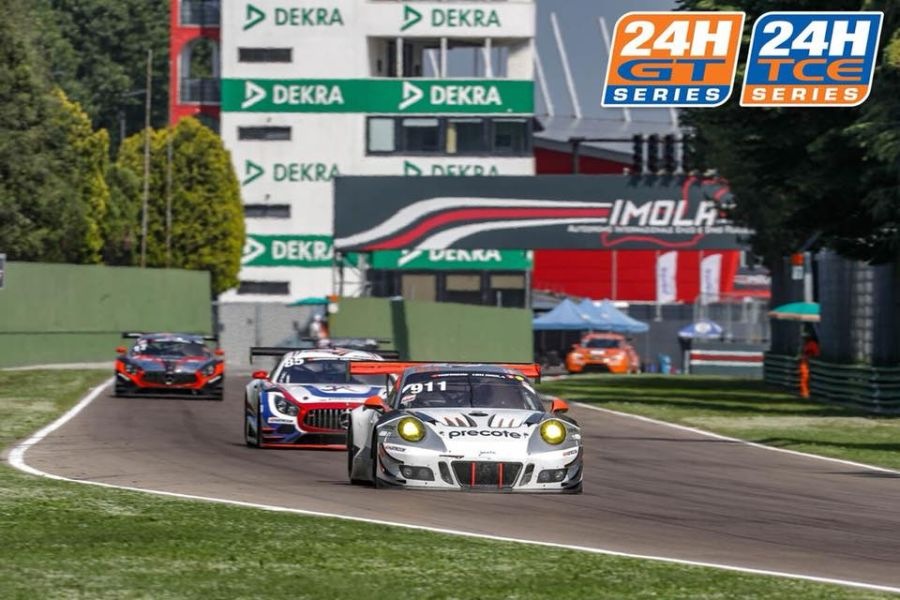 24H Series, 12 Hours of Imola