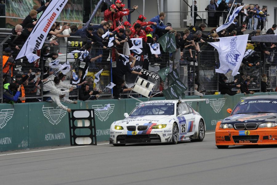 BMW is the most successful manufacturer at Nurburgring 24 Hours