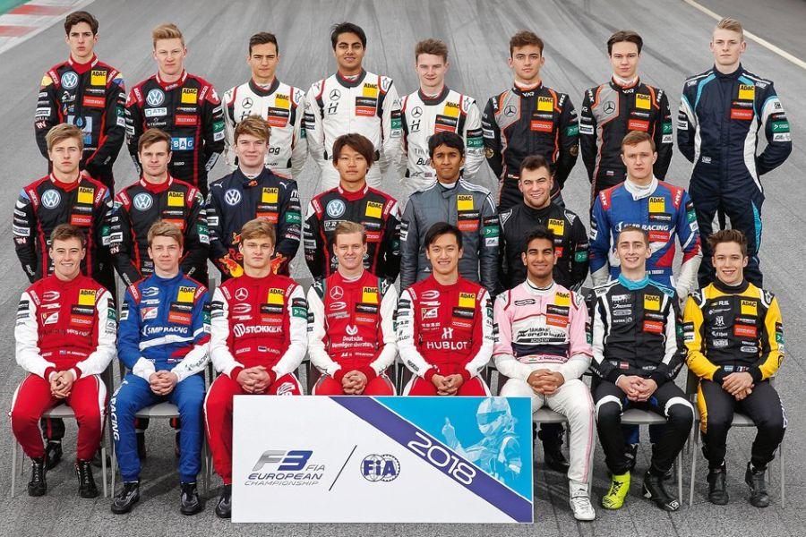 2018 Formula 3 Europe preview