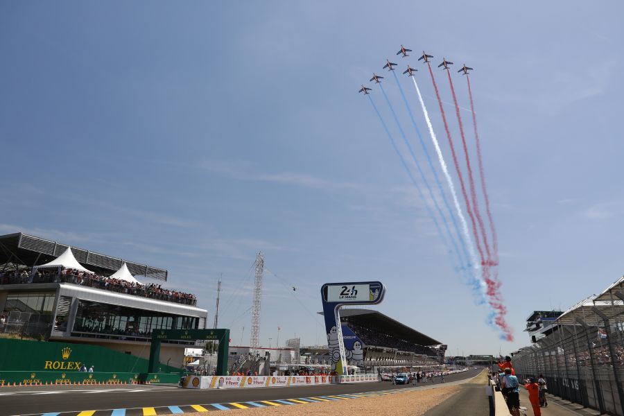 24 Hours of Le Mans, opening ceremony