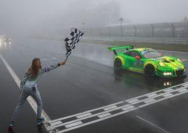Manthey Racing #912 Porsche 911 GT3, 24 Hours of Nürburgring, 2018