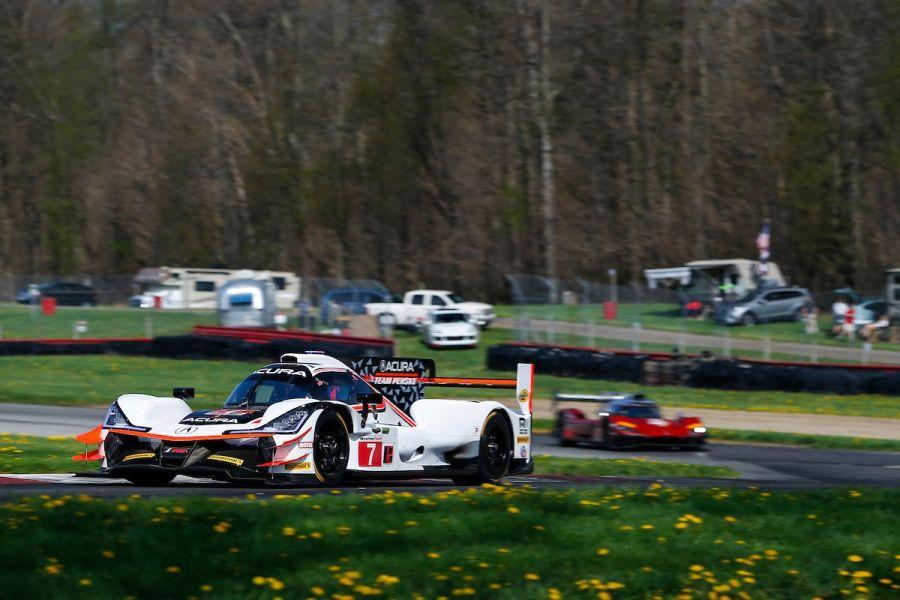 IMSA, Mid-Ohio, Acura Team Penske
