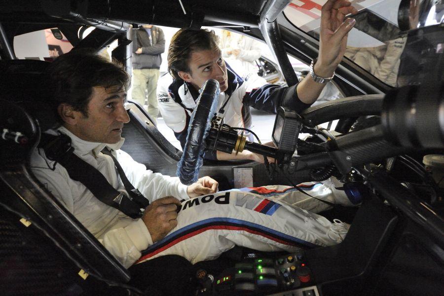 Alex Zanardi BMW