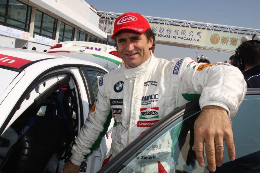 Alex Zanardi, BMW, WTCC