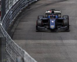 Artem Markelov wins Formula 2 race at the streets of Monte Carlo