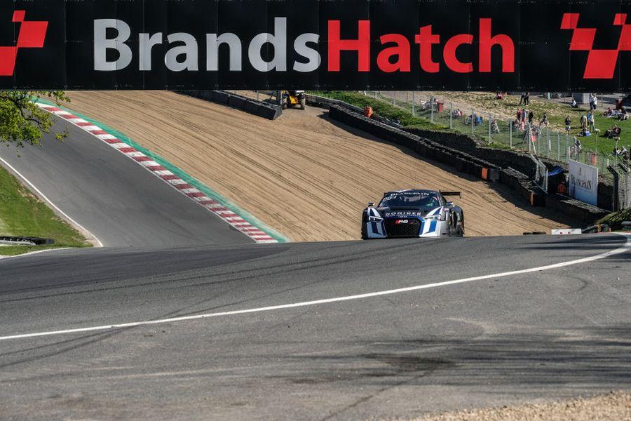 2018 Blancpain GT Series Sprint Cup Brands Hatch