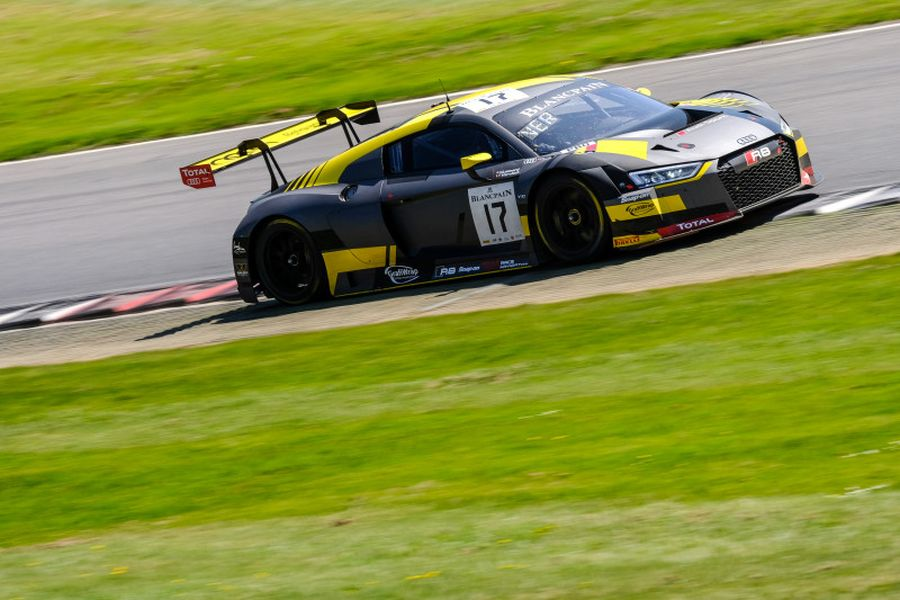 Blancpain GT Series Sprint Cup Brands Hatch