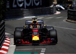 Daniel Ricciardo Monaco Grand Prix