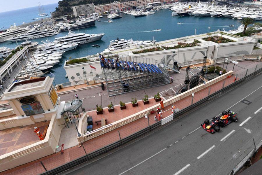 Dani Ricciardo Monaco Grand Prix