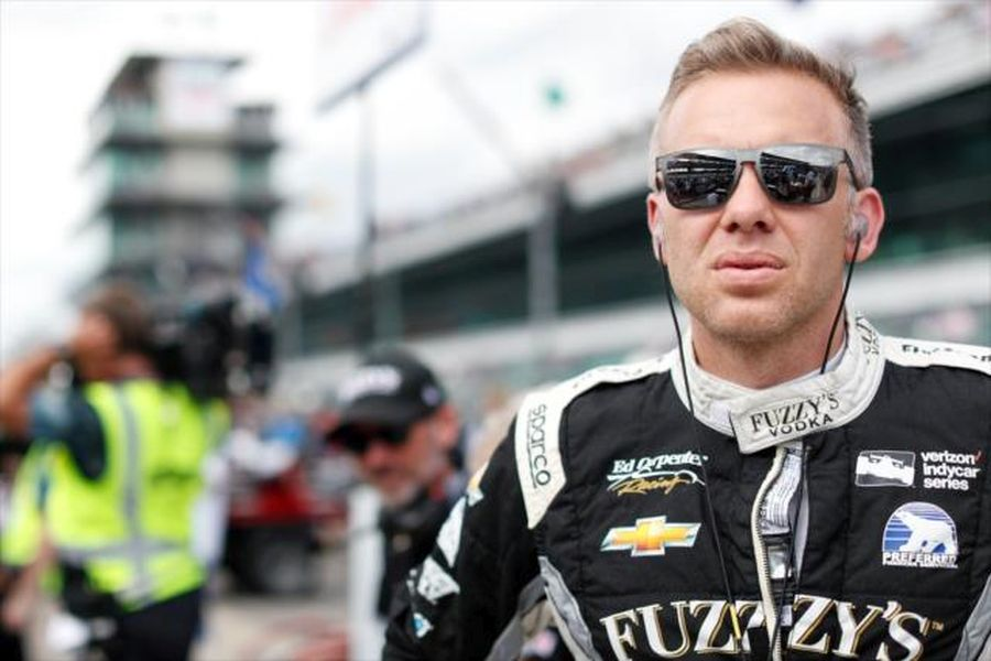 Ed Carpenter, Indianapolis 500 pole
