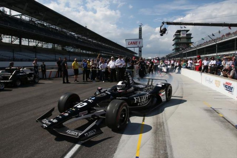 Ed Carpenter, Indianapolis 500