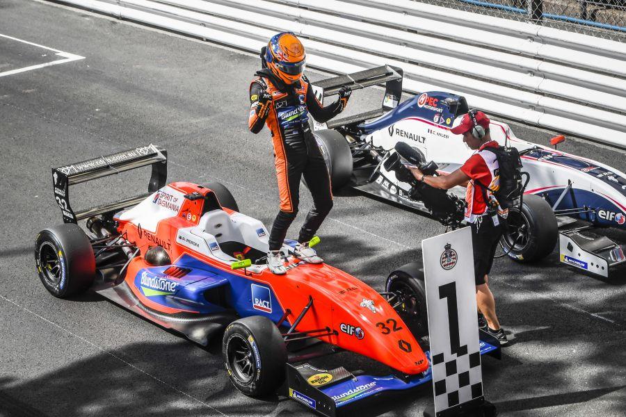 Formula Renault Monaco, Alex Peroni