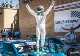 Gary Paffett wins at Lausitzring