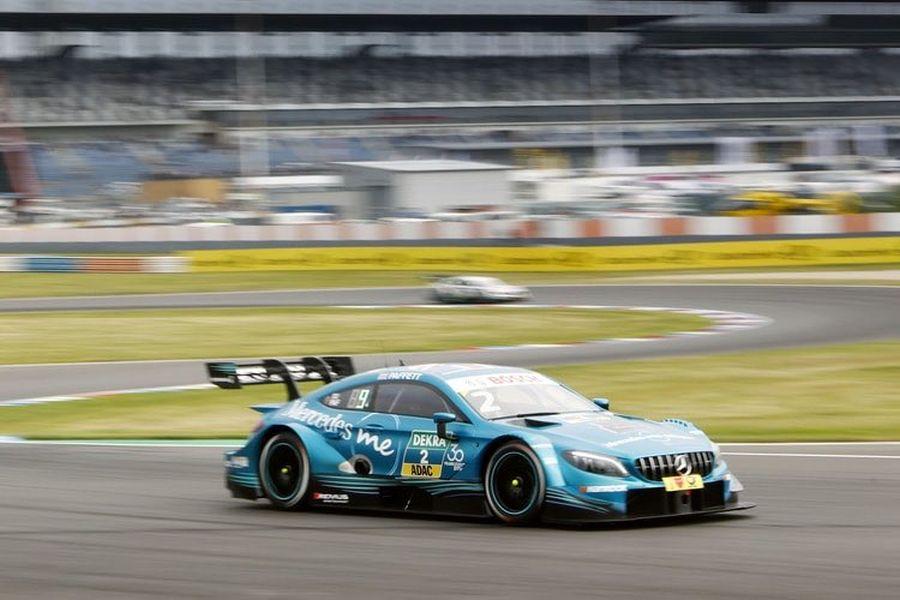 Gary Paffett Lausitzring