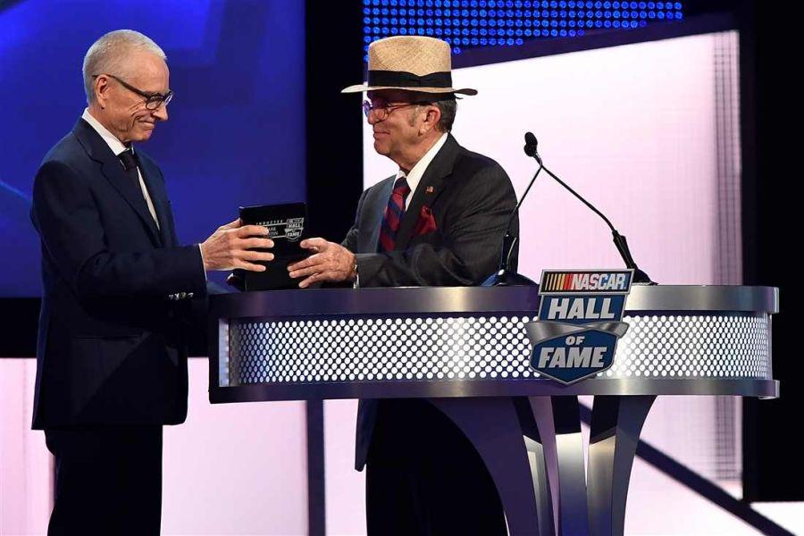 NASCAR Hall of Fame Class 2019 - Jack Roush