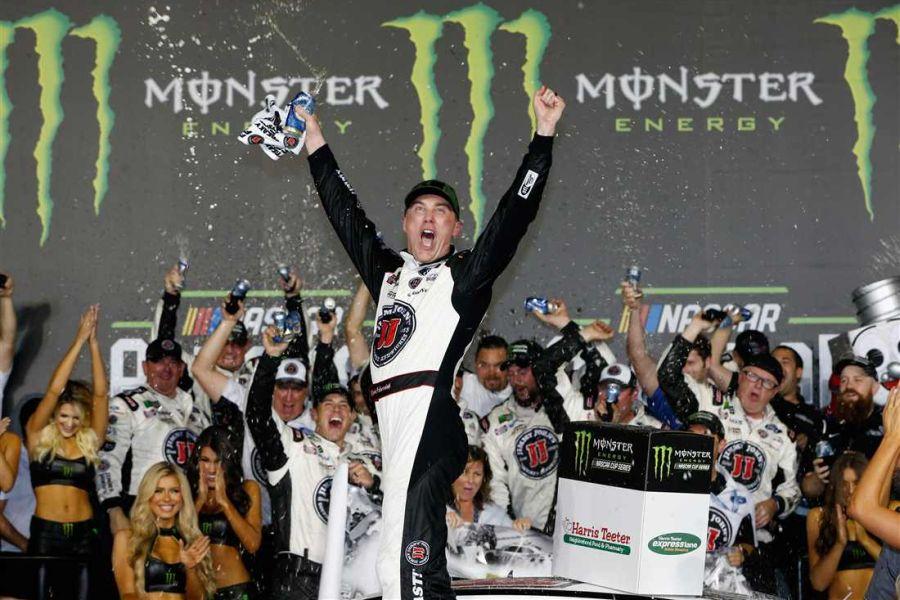 Kevin Harvick wins NASCAR All-Star Race