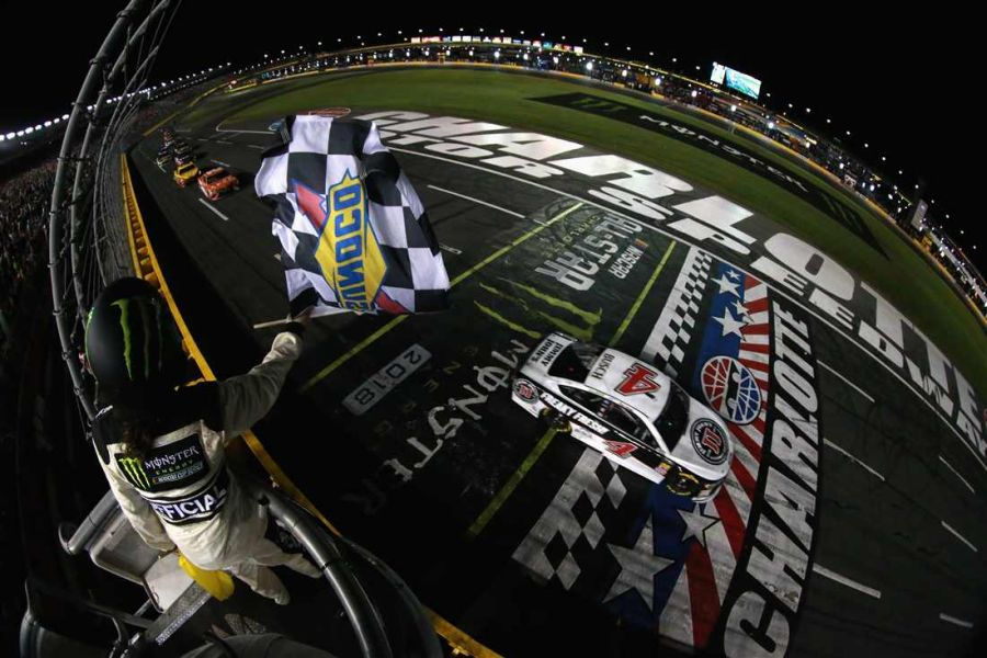 Kevin Harvick All-Star Race